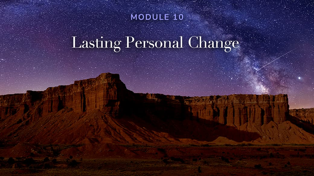 preview image for Lasting Personal Change