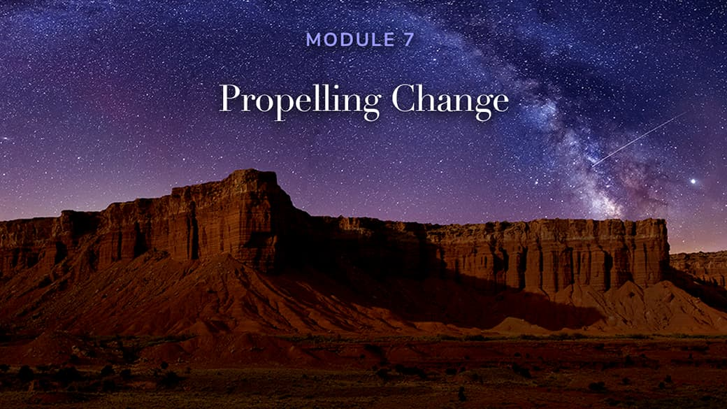 preview image for Propelling Change