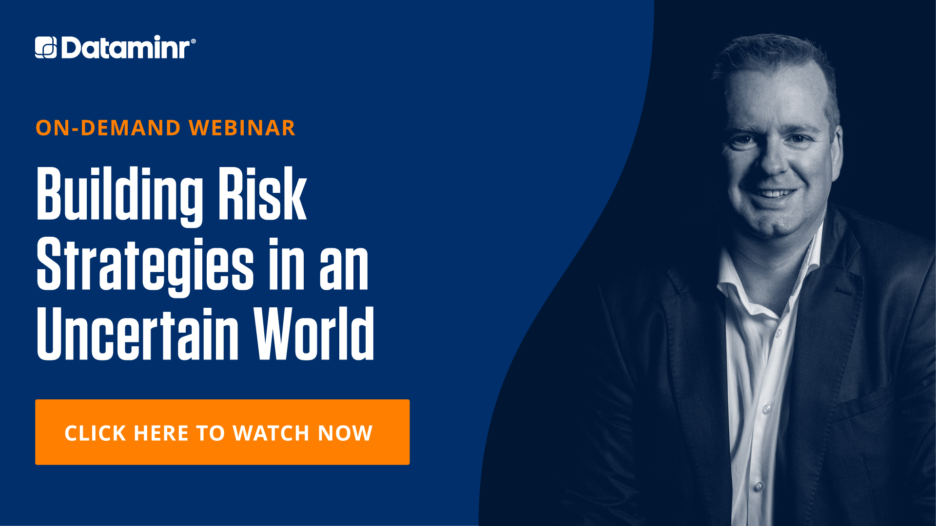 [Dataminr Live Panel Discussion] Building Risk Strategies in an Uncertain World