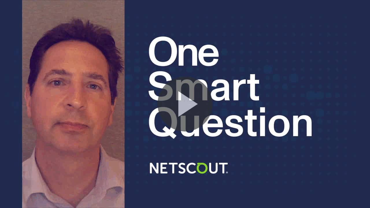 One Smart Question - Why Do I Need Arbor Edge Defense On-Premise to Protect My VPN Gateway From DDoS?