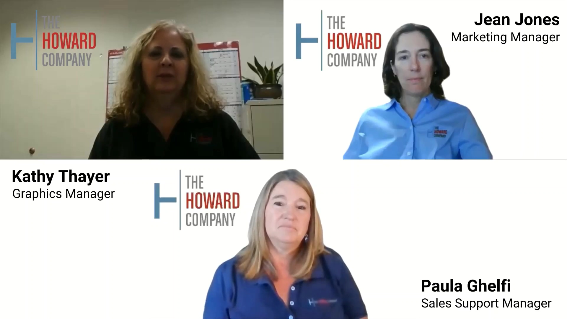 The Howard Companys Rollout Process