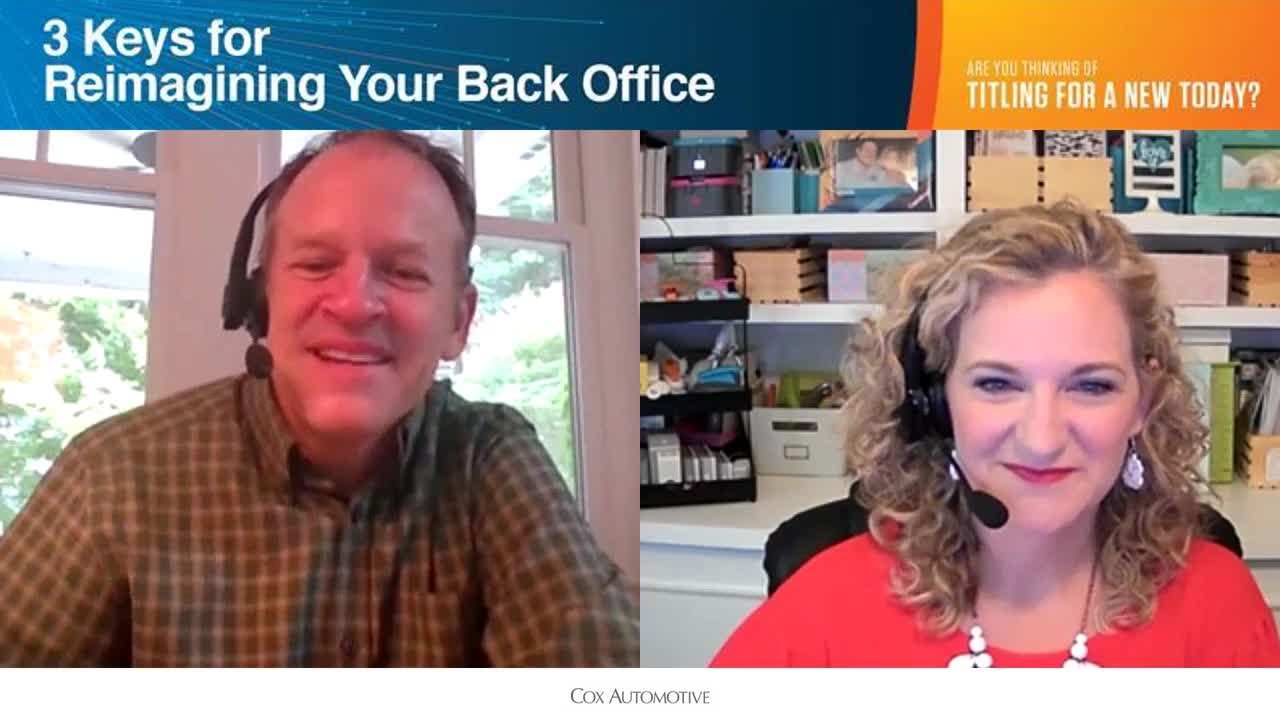 3 Keys for Reimagining Your Back Office
