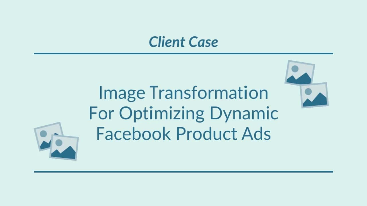 Image Transformation Client Case
