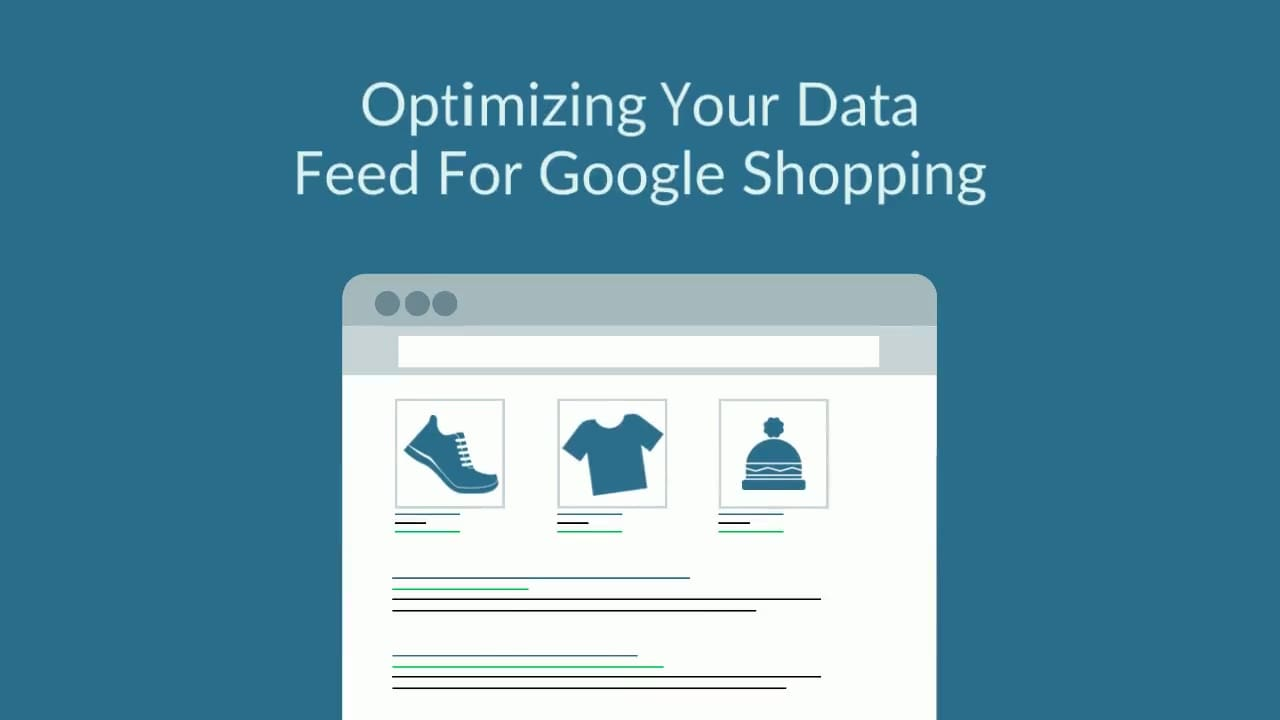 Optimizing your Google Shopping Feed