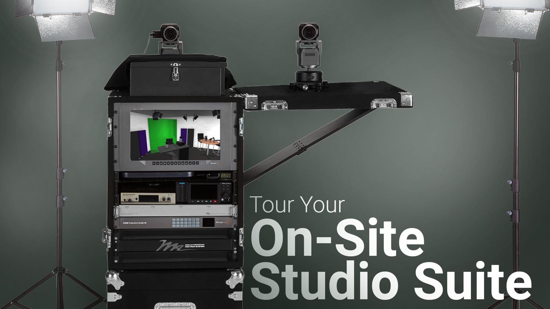 OnSite 3D Studio MockUps