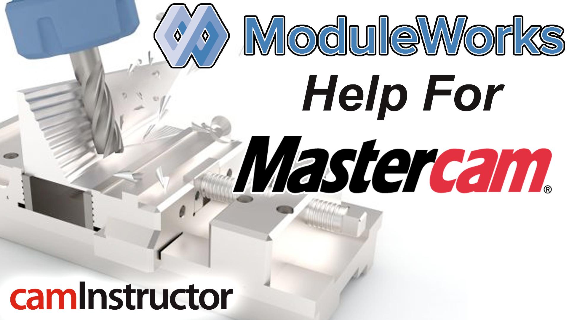 Extra Help in Mastercam