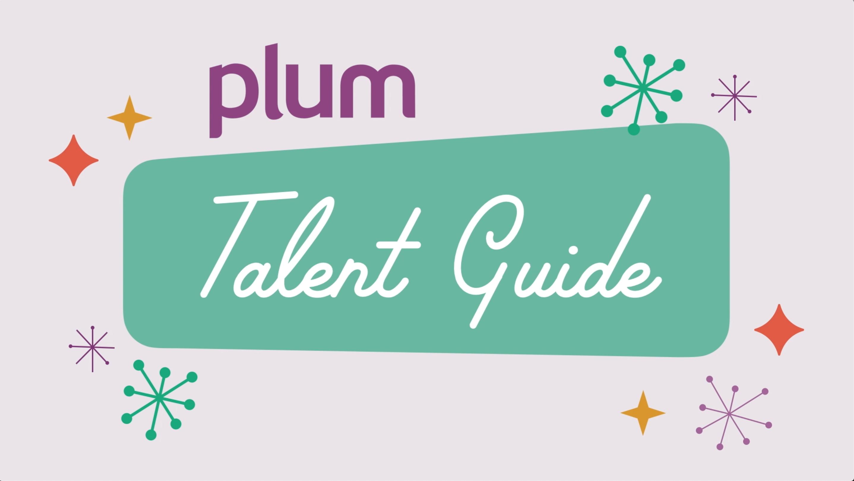 Plum Talent Guide-v3
