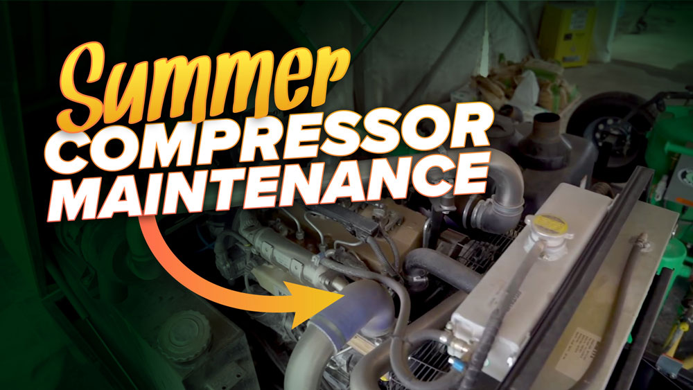 Summer Compressor Maintenance fix