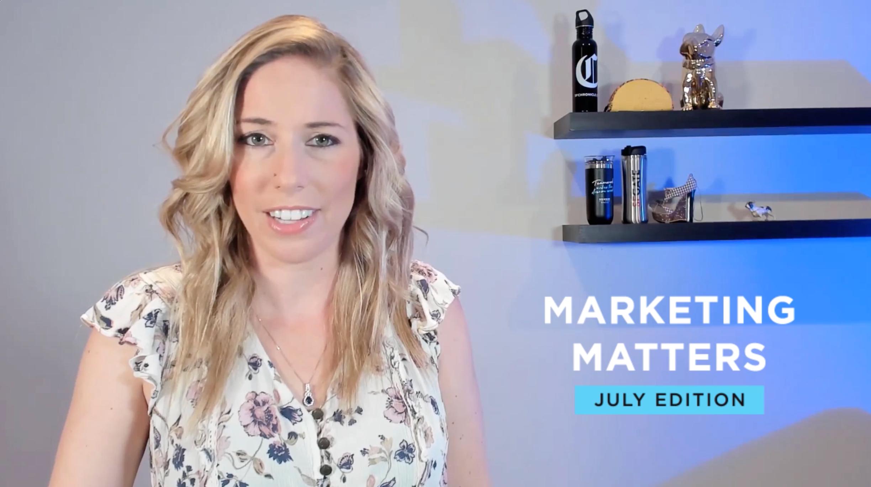July 2020 Marketing Matters - Automation