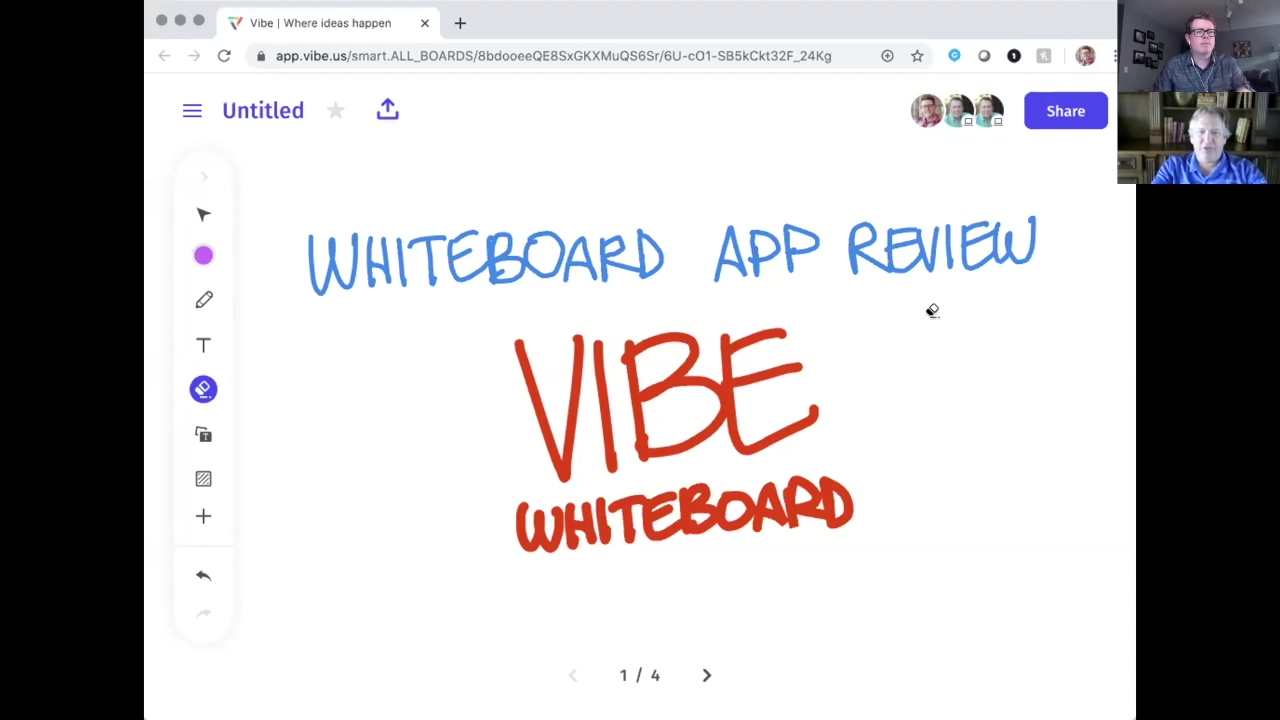 Vibe Whiteboard Review
