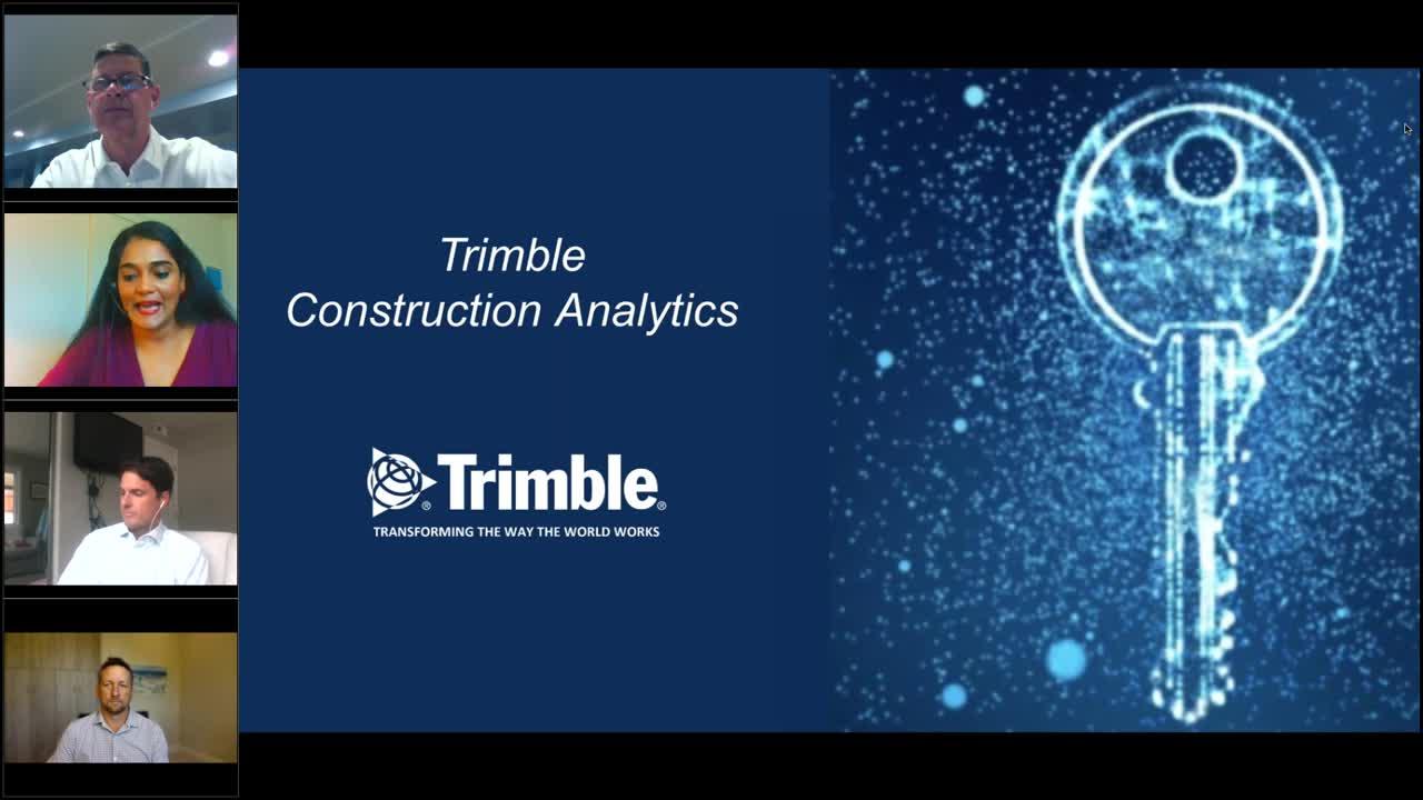 [On-Demand Webinar] Construction Analytics for your Digital Transformation