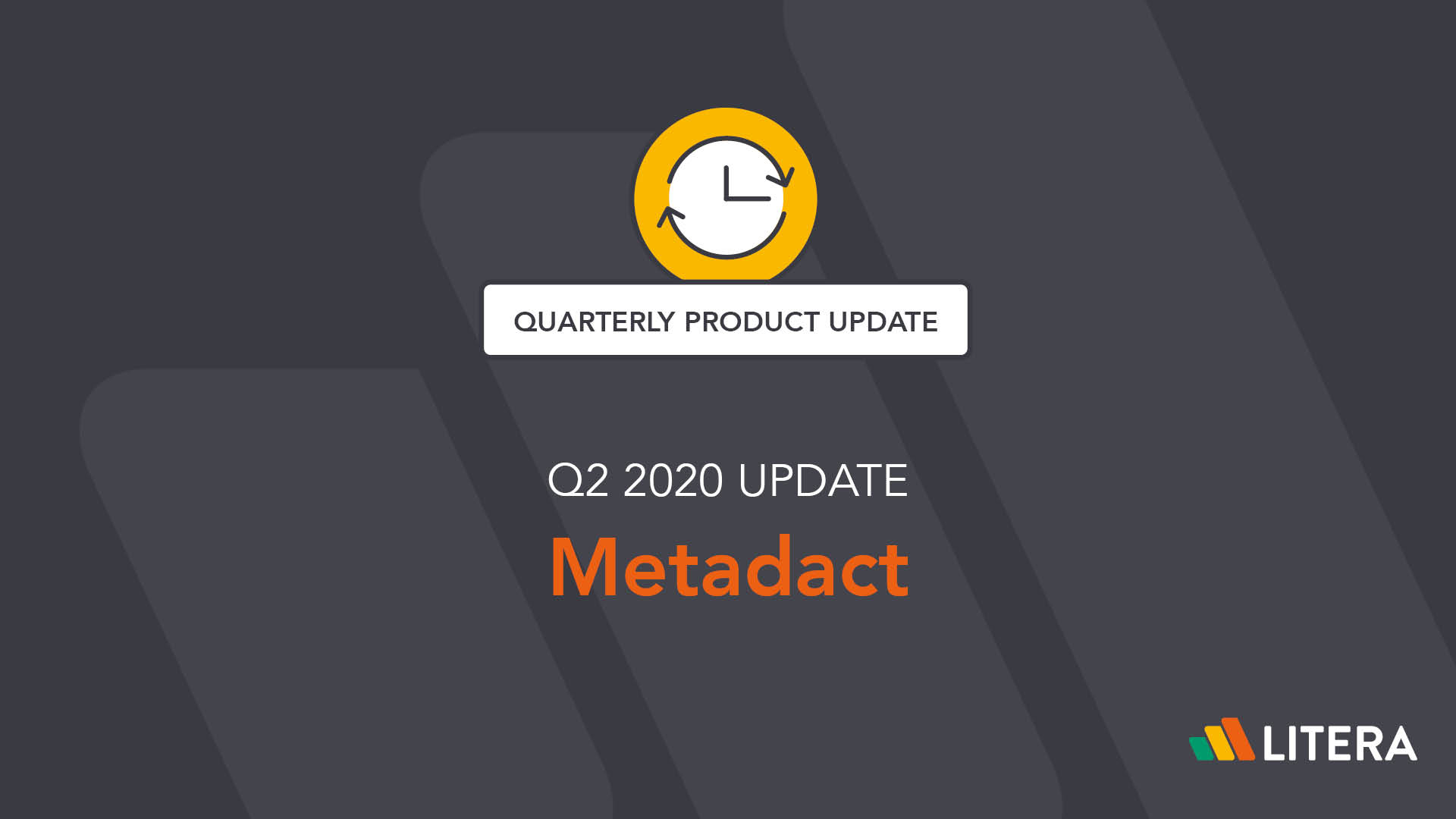 Metadact v5.0 by Litera