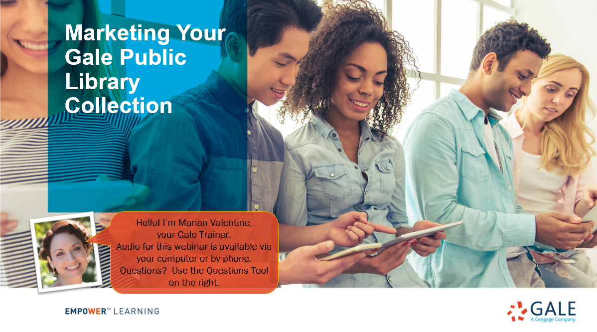 Marketing Your Gale Public Library Resources Thumbnail