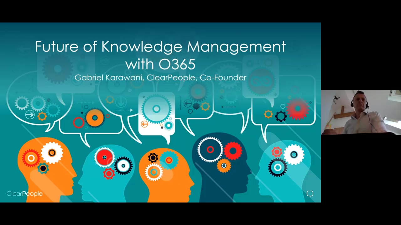 The Future of Knowledge with Office 365 25032020