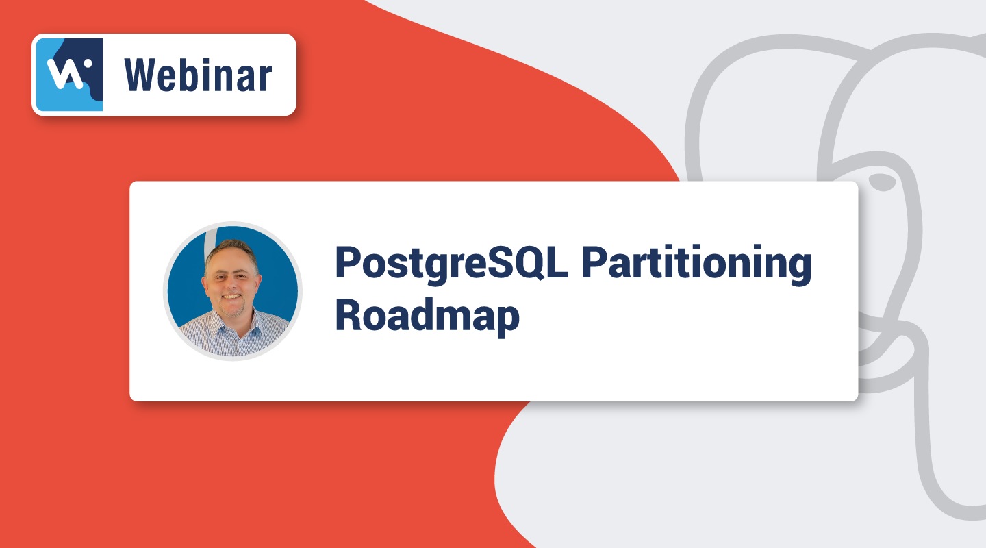 Webinar Hubspot Preview - Partitioning Roadmap