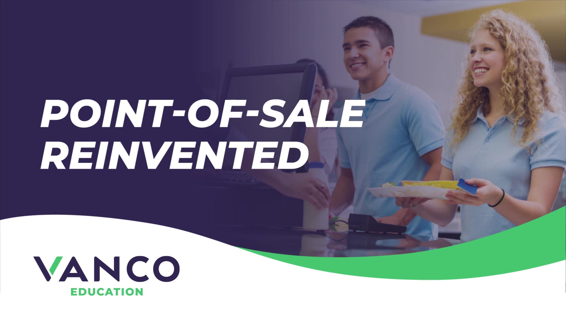 Point-of-Sale Teaser Video