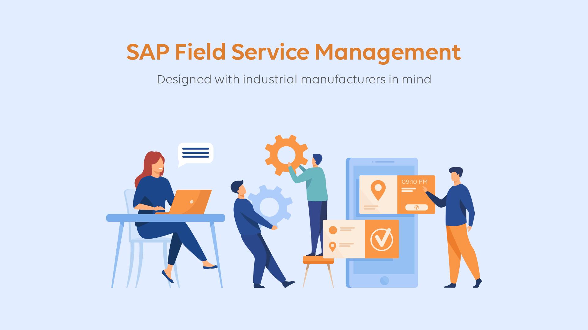 SAP-FSM