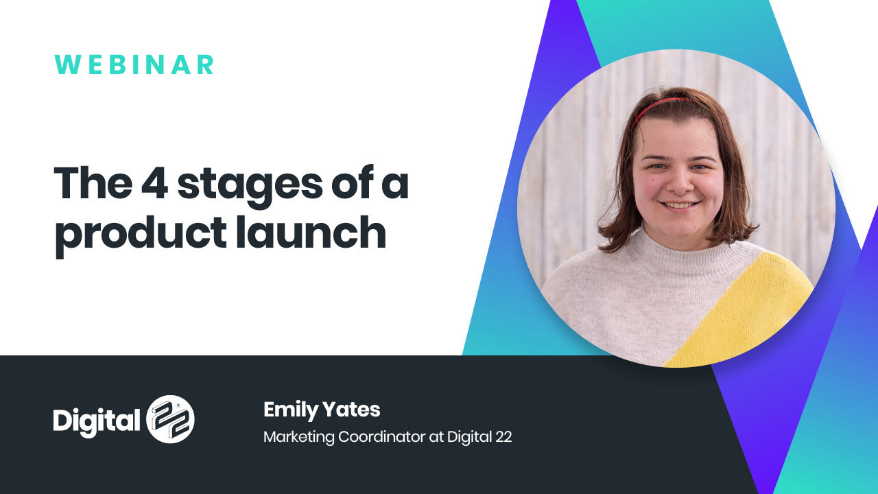 Webinar: Product Launches - The Four Stages