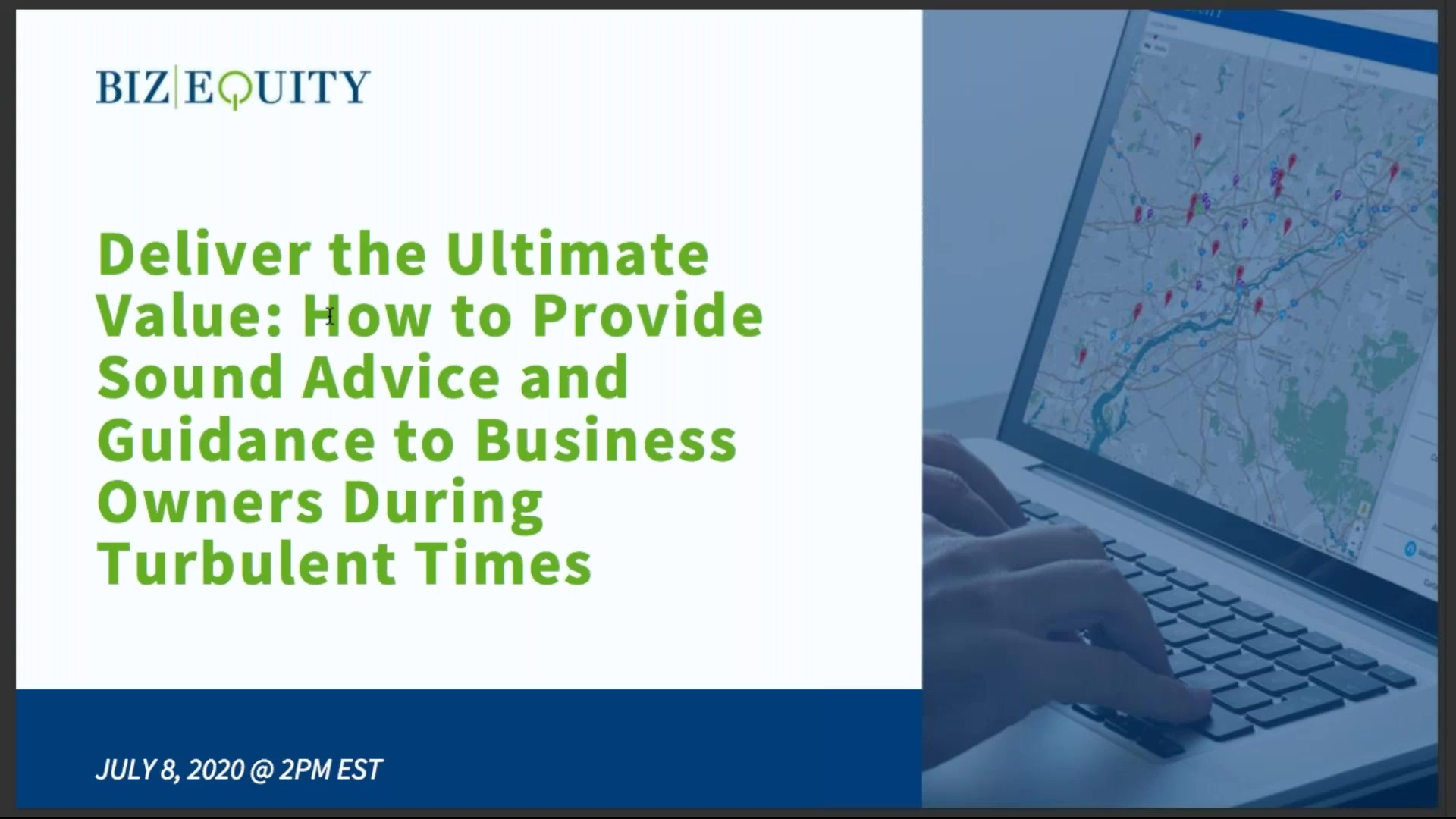 Deliver the Ultimate Value_ How to Provide Sound Advice and Guidance to Business Owners During Turbu