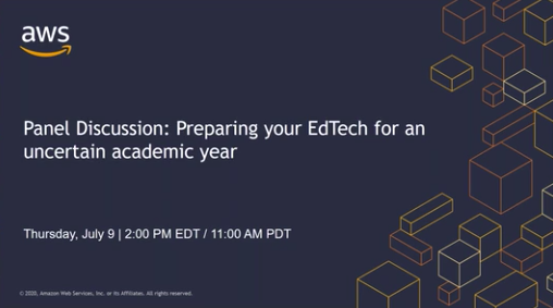 HED Panel Discussion: Preparing your EdTech for an uncertain academic year