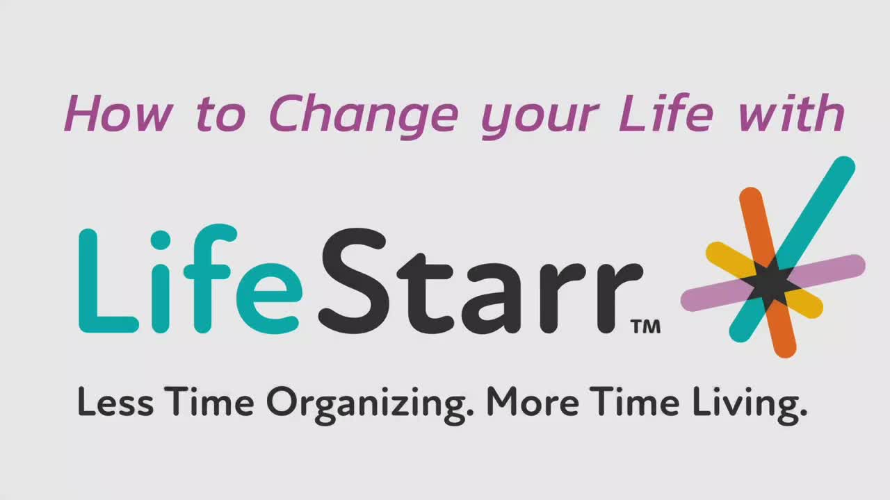 How to Change your Life With LifeStarr - H264