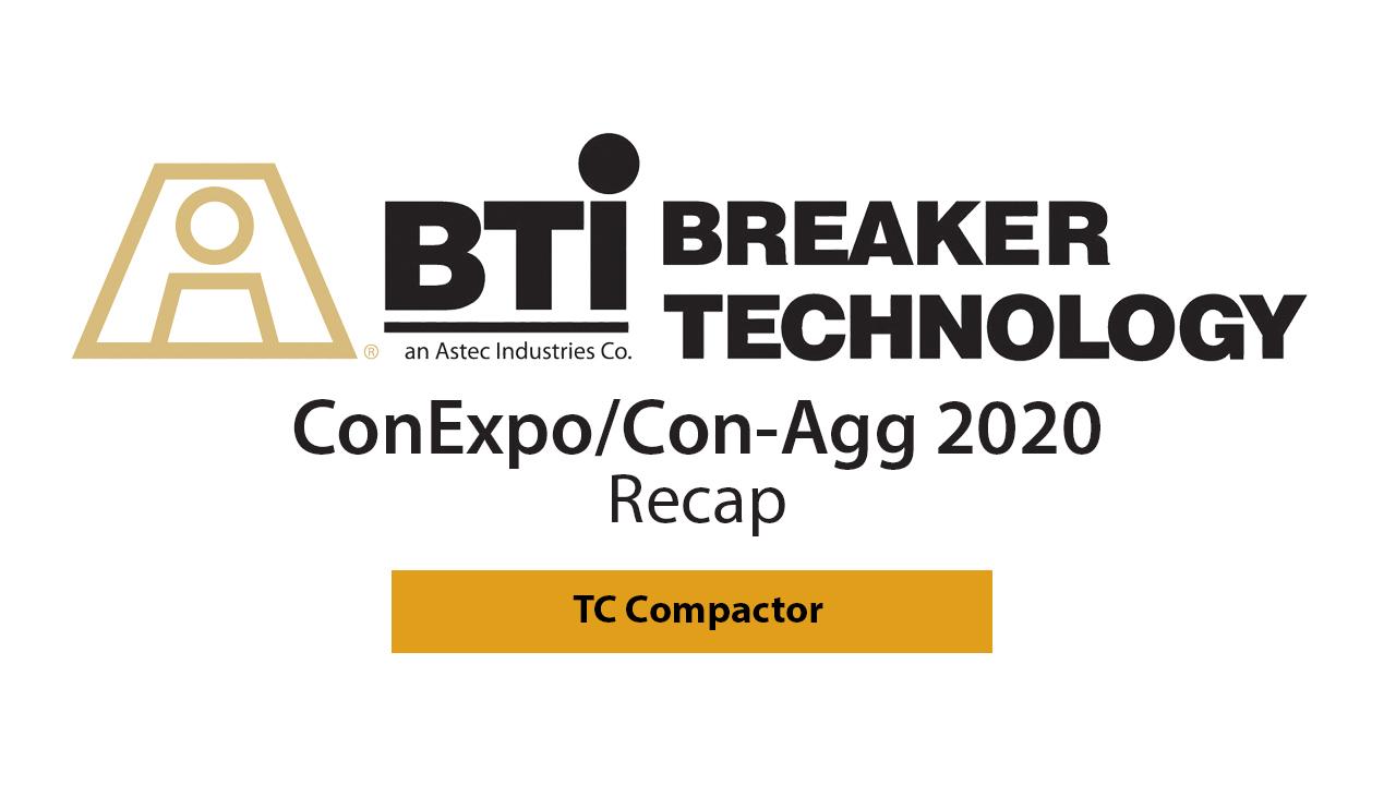 BTI Conexpo - TC Compactors - V3