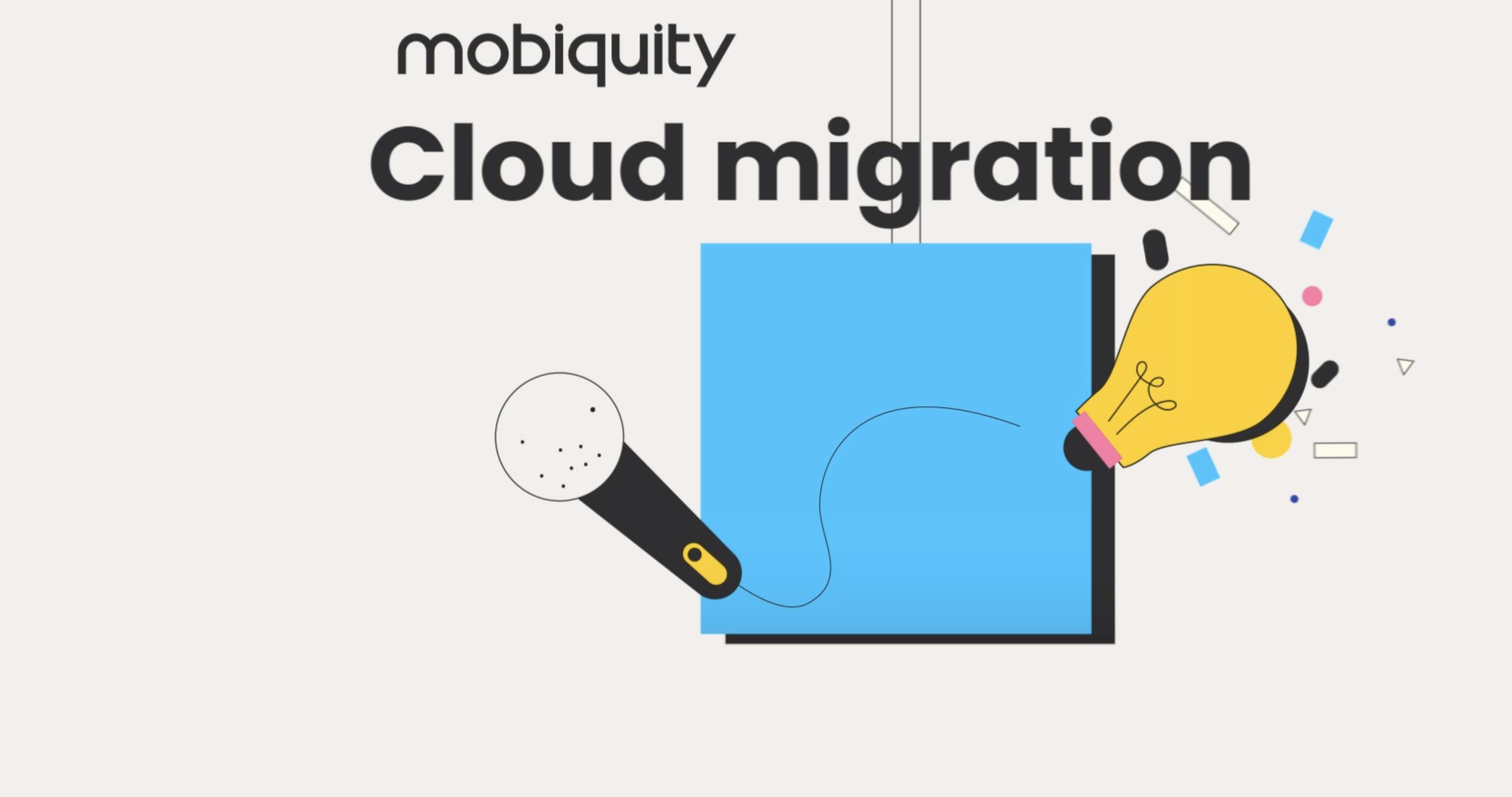 Mobiquity Minute Natalie Hahn Cloud Migration