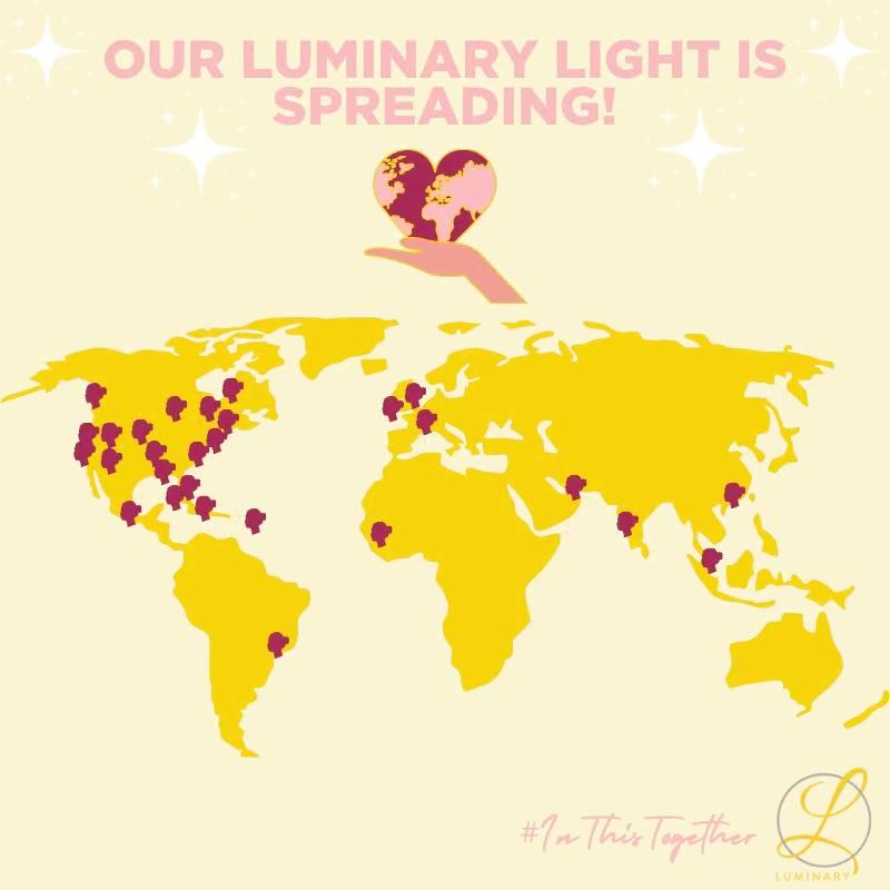 Luminary Map