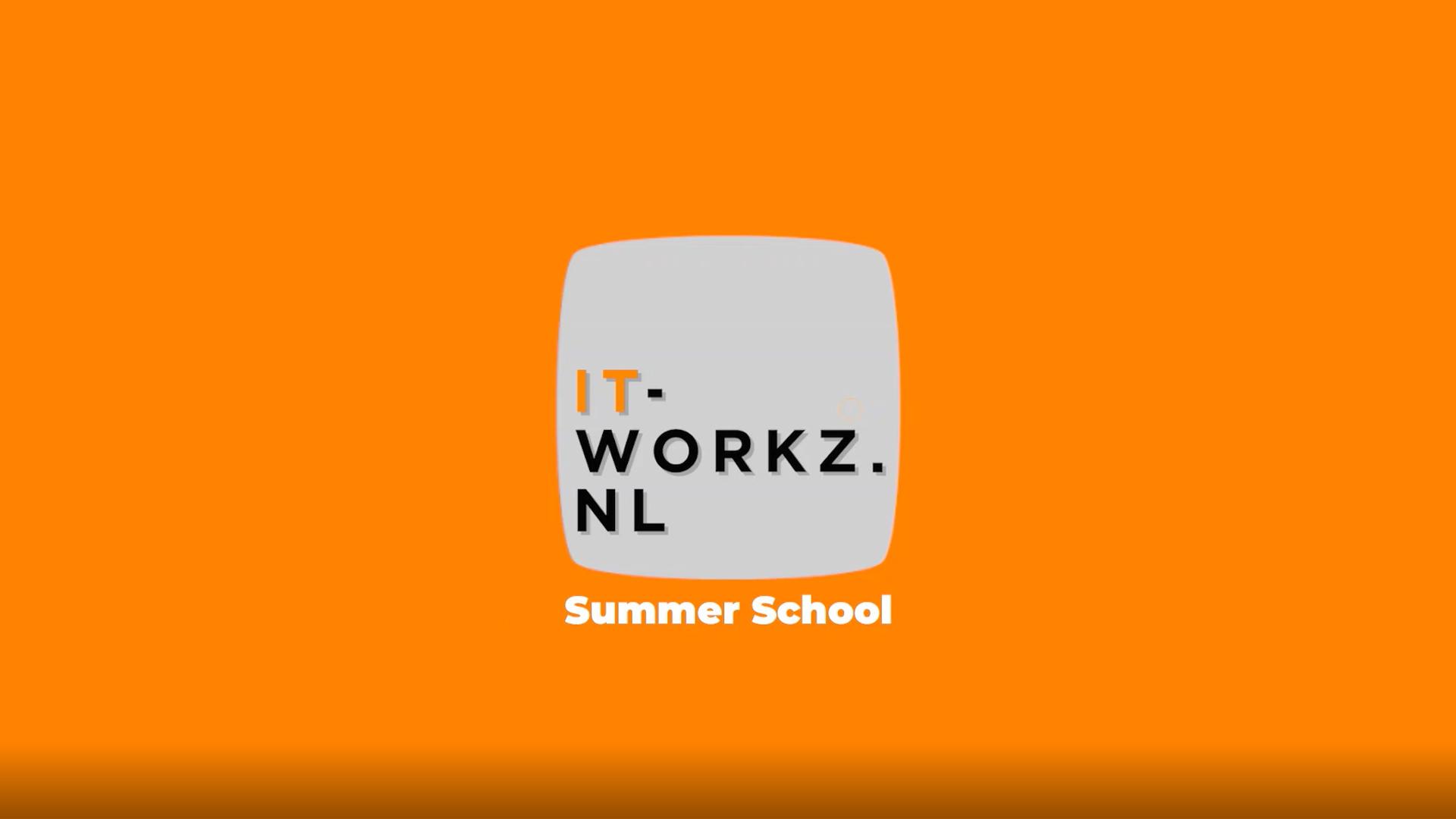 ITW Summer School #1 - Digitaal schoolbord DEF