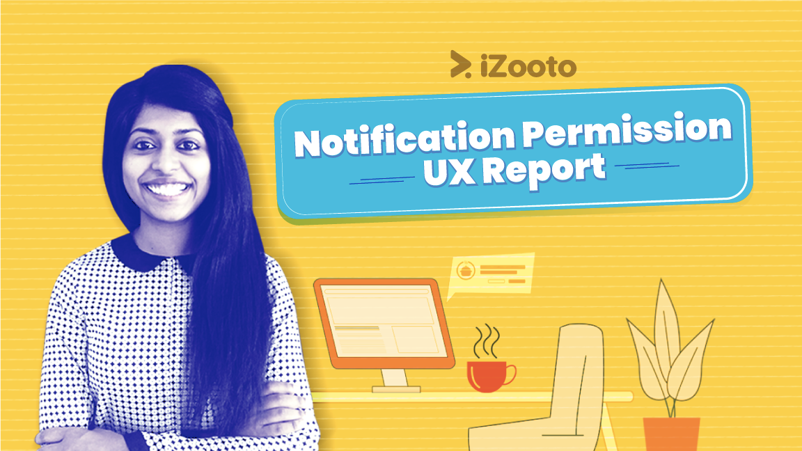 Subscription permission UX report video