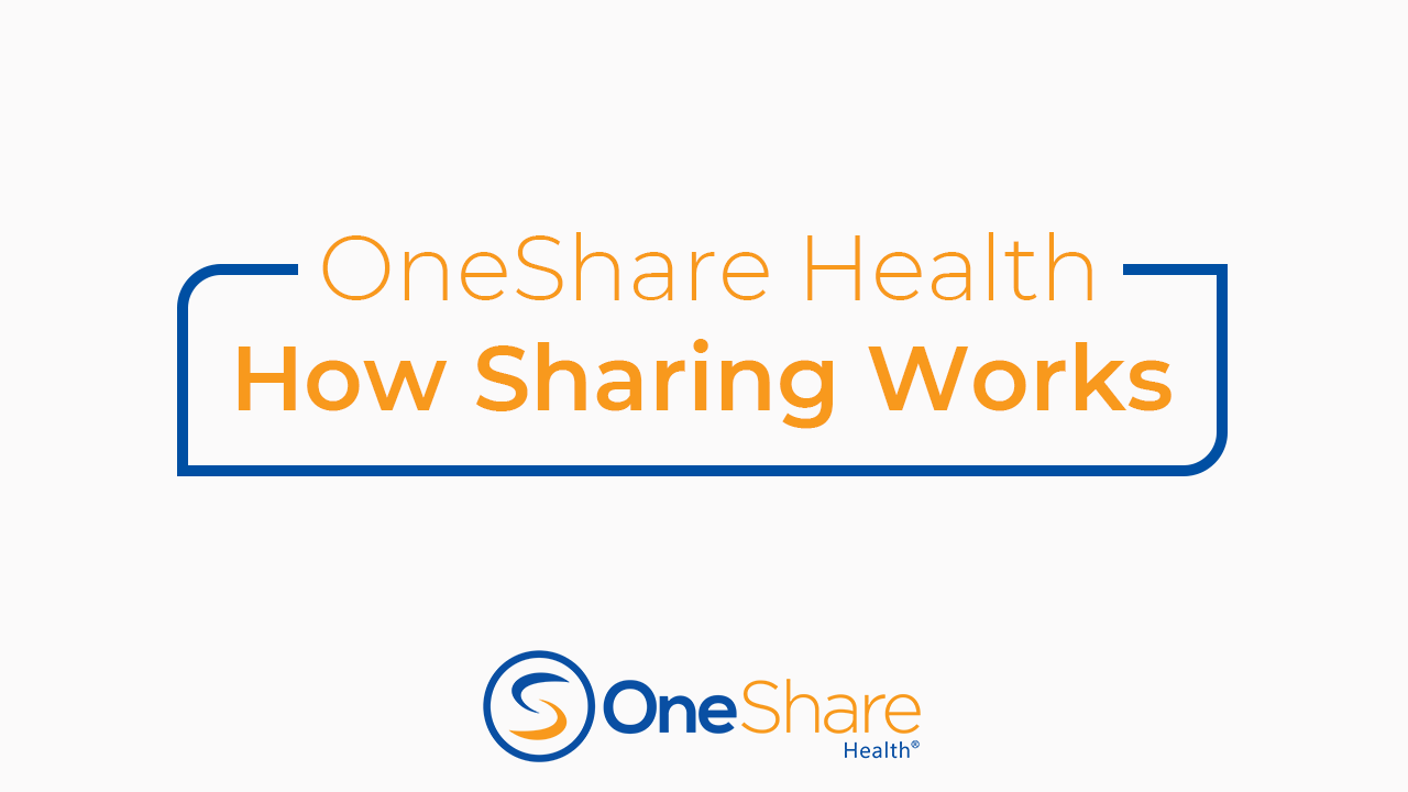 How Health Care Sharing Works