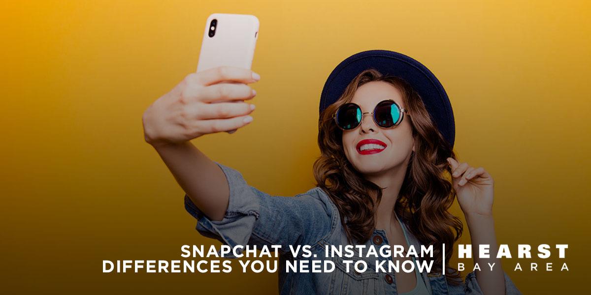 Snapchat v Instagram for Article
