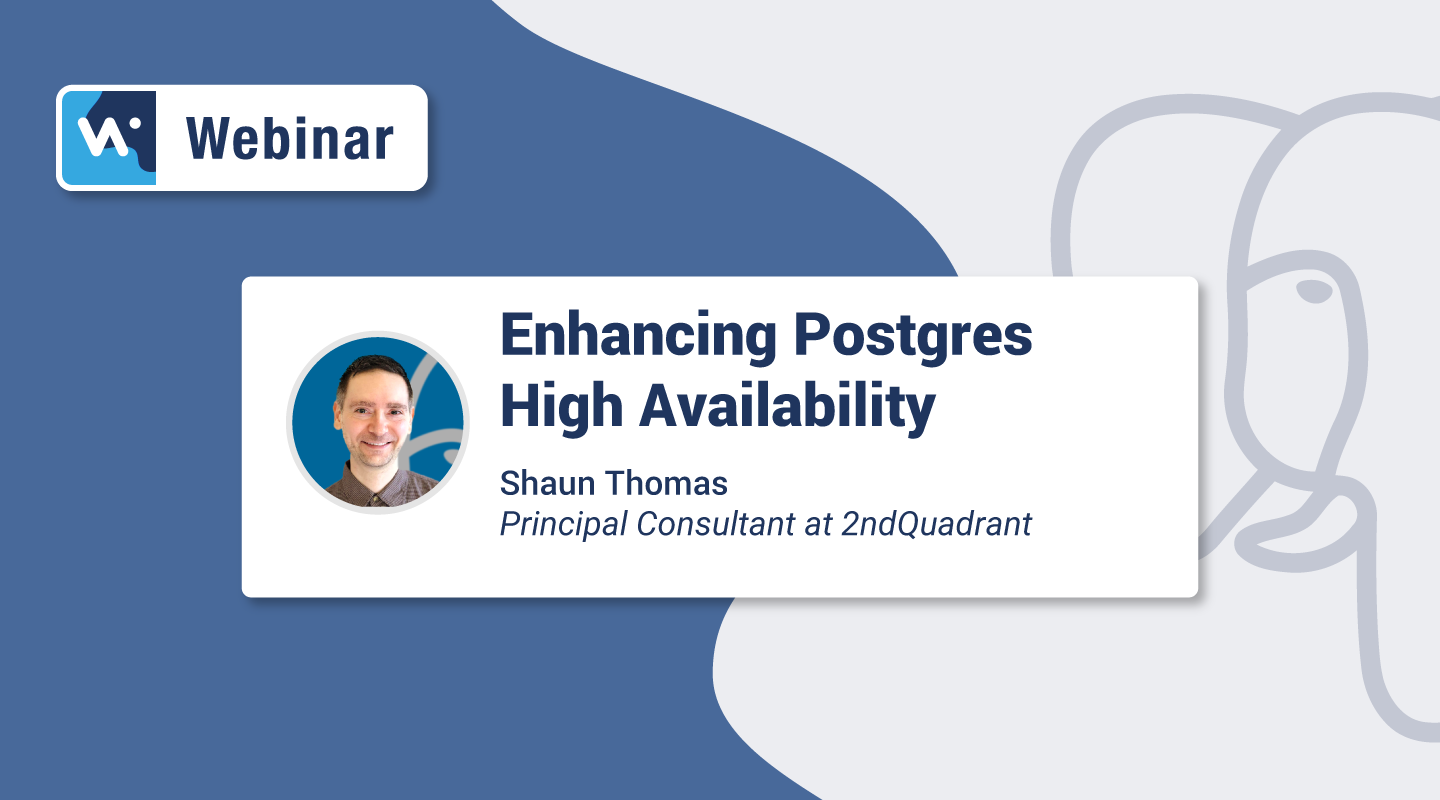 Hubspot Preview - Enhancing PostgreSQL High Availability-2