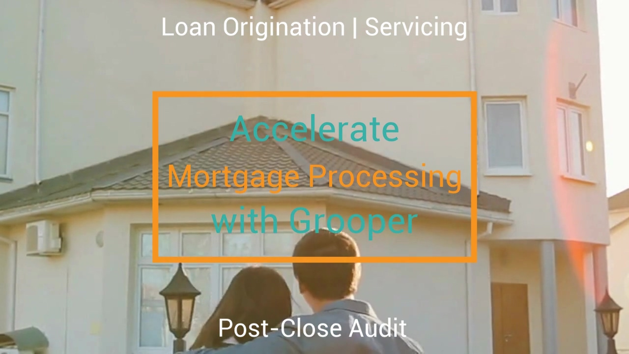 Mortgage Processing with Grooper