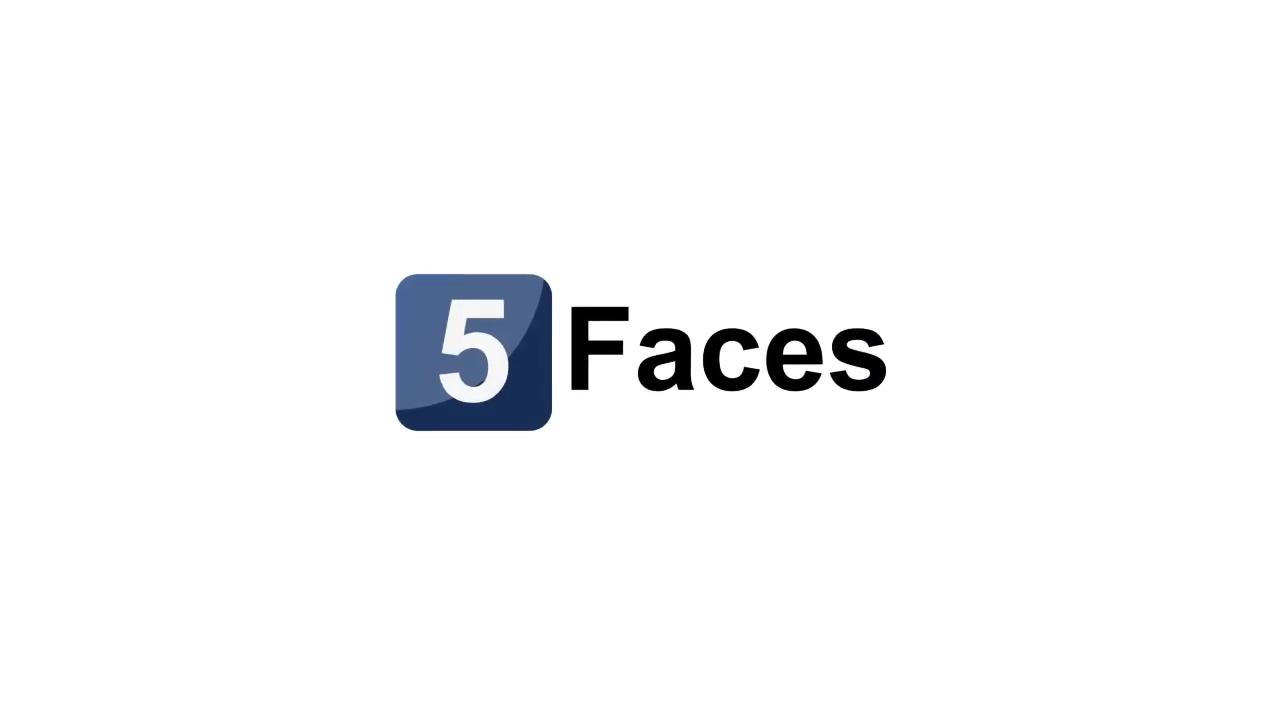 Five Faces_ Digital Solutions for Corporate, Government and Other Industries