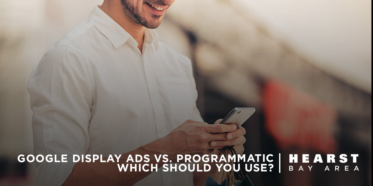 Google Display vs Programmatic for Article