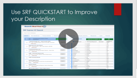Using SRF QUICKSTART to improve your Description-v1.mp4