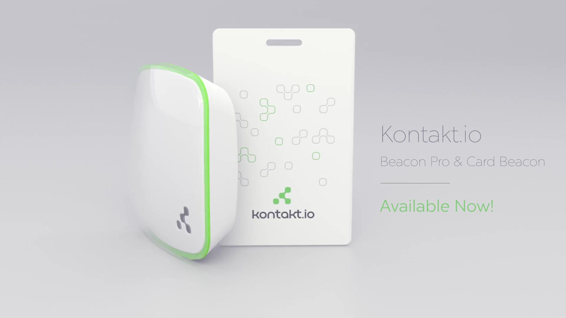 y2mate.com - Kontakt.io Beacon Pro & Card Beacon_EBKf-9QvC5o_1080p