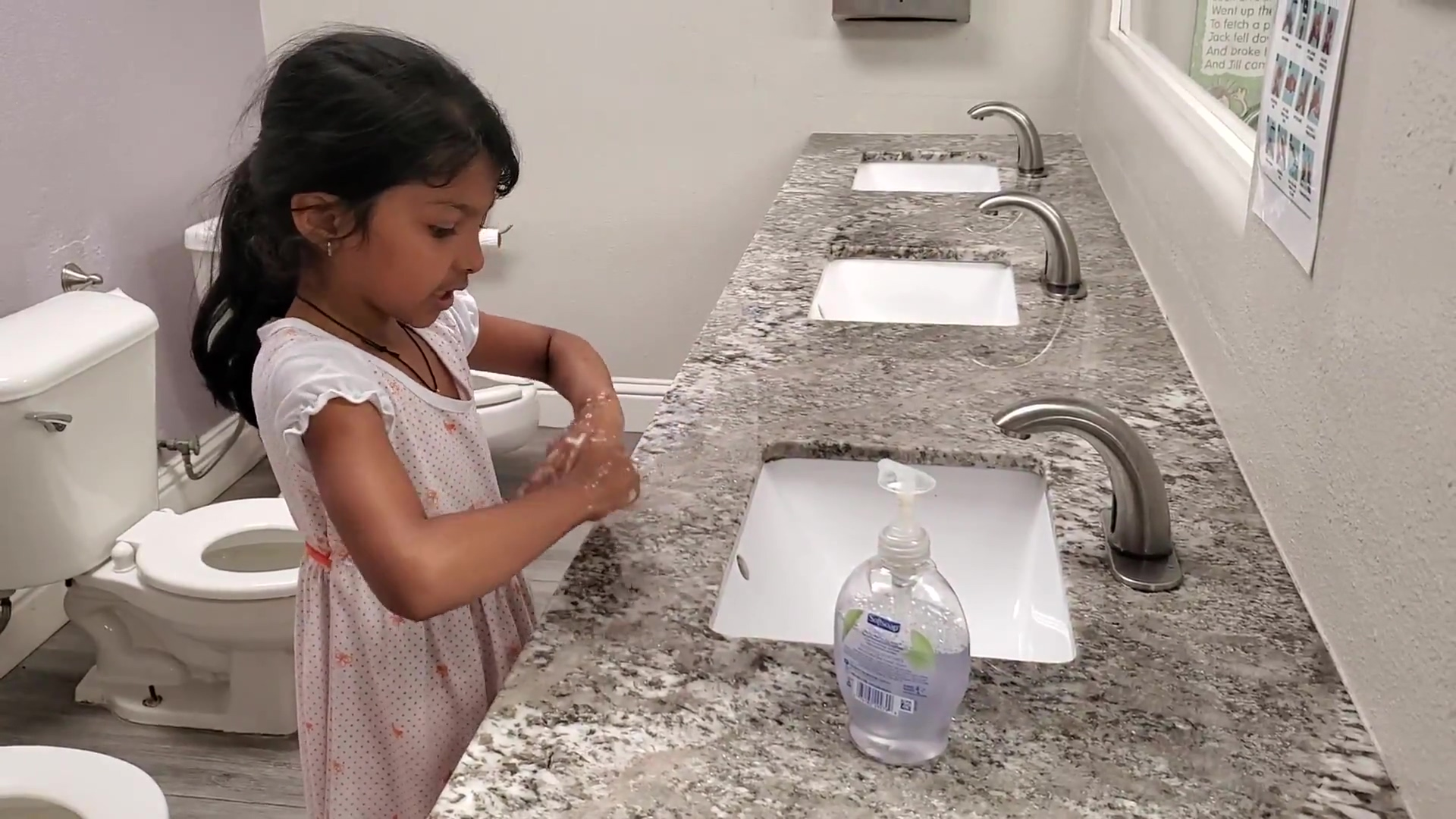 How to Wash Your Hands - Kids Konnect