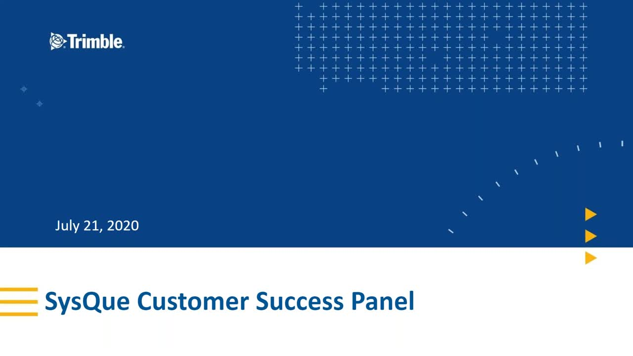 [Webinar Recording] Customer Success With SysQue