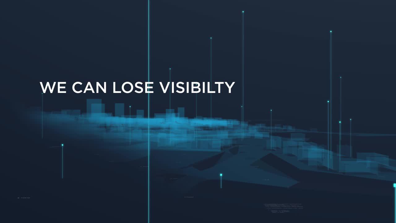 Plateforme de sécurité Cloudvisory– Visibilité