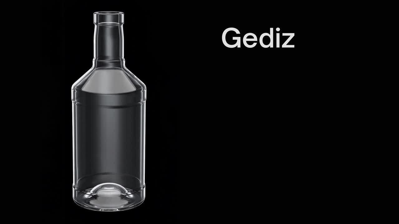 New Spirits Bottles Video