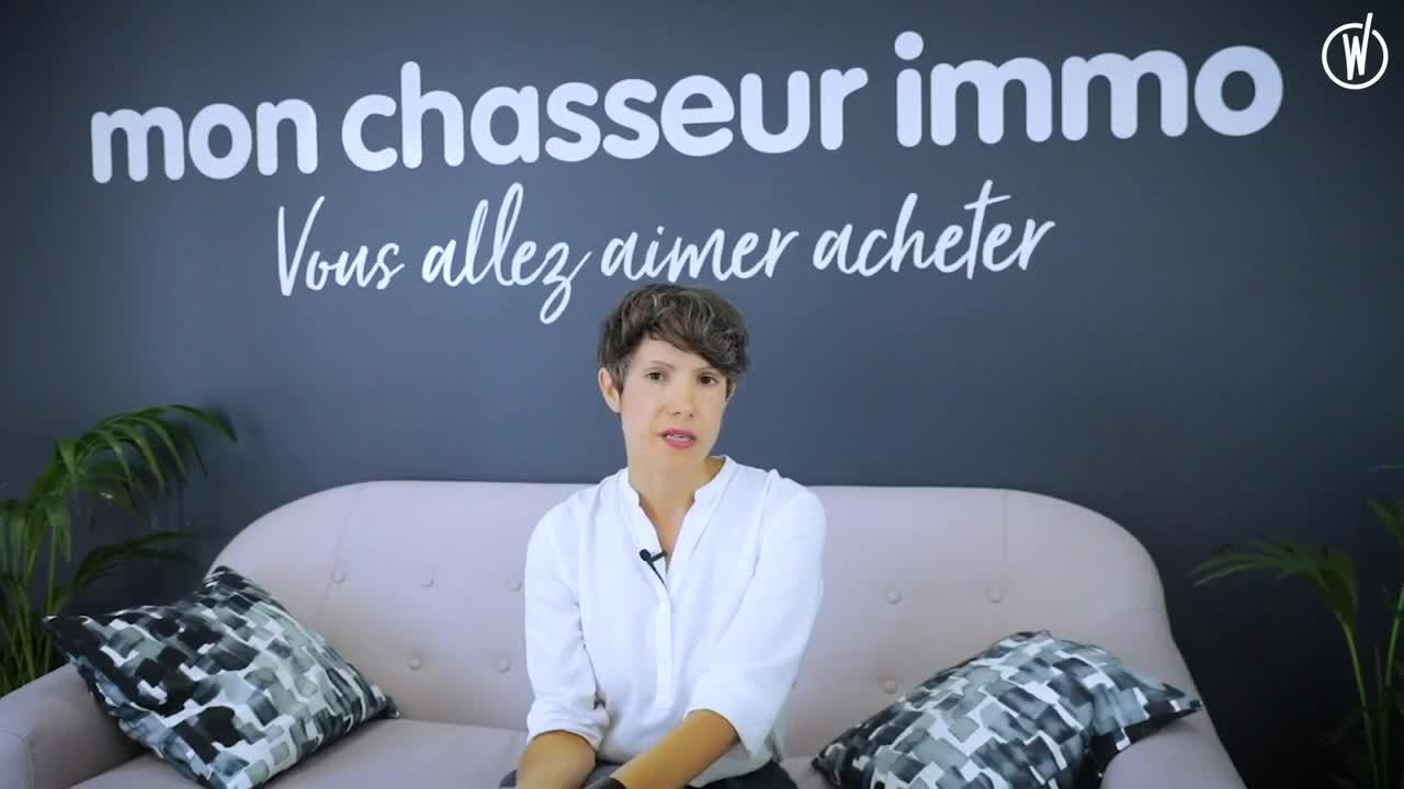 Decouvrez Mon Chasseur Immo avec Carole, Chasseur immo Paris