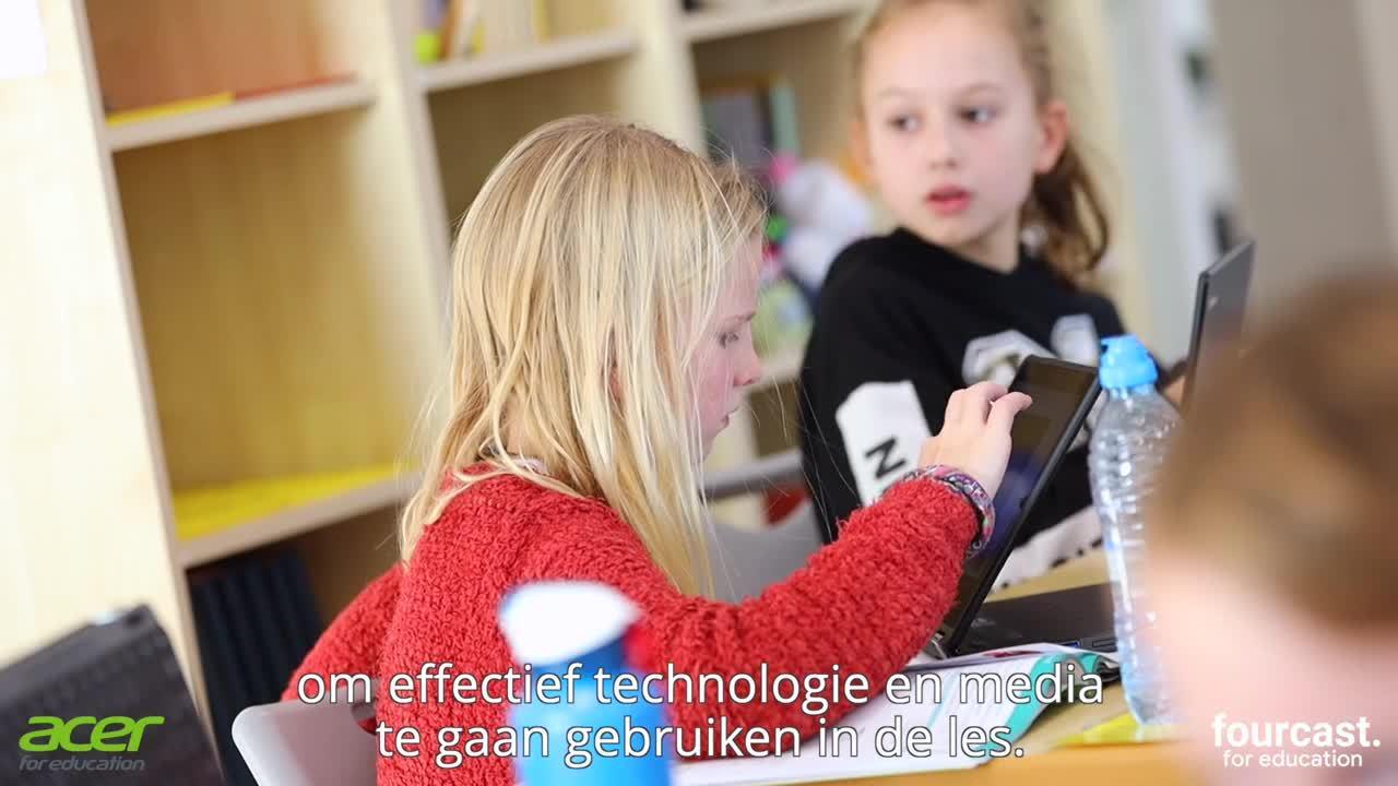Google for Education - Fourcast-Acer