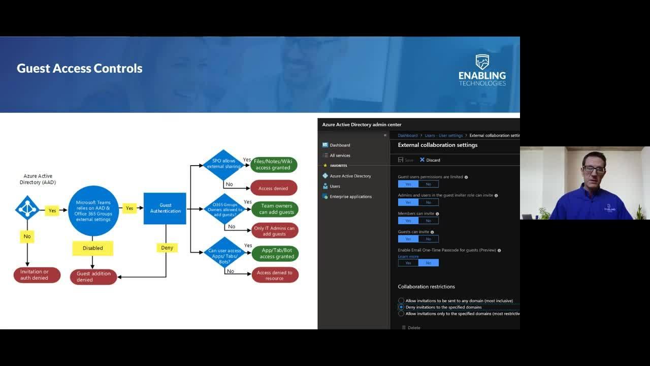 Microsoft Teams Governance Webinar - May 2020