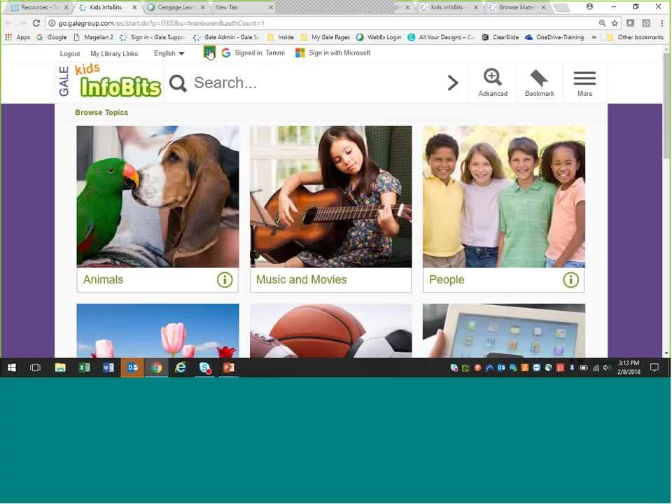 For NOVELNY: Kids InfoBits as a Teacher Tool Thumbnail
