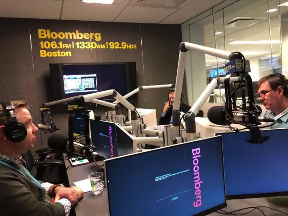 Dan on Bloomberg audio