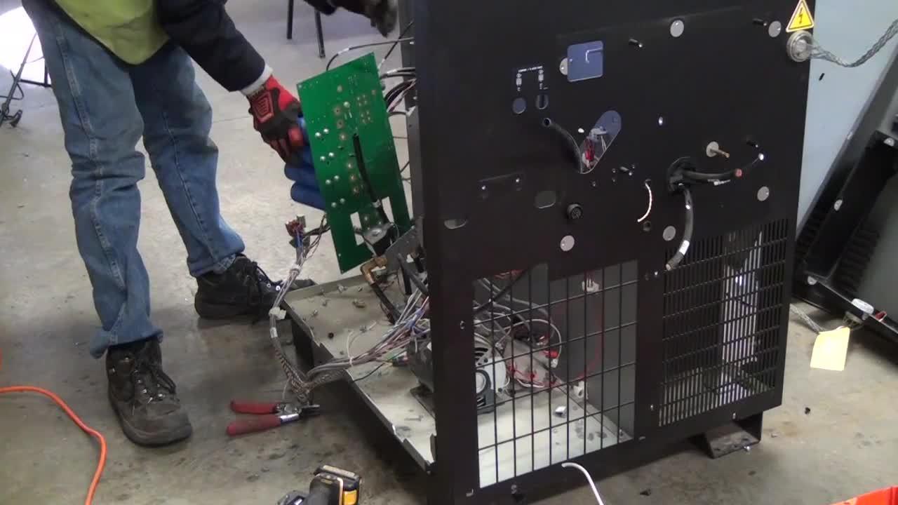 MAXPRO - Capacitors, diodes, coolant hose