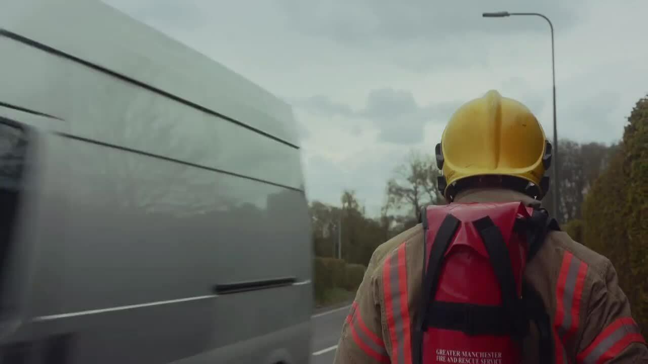 Firefighter world record