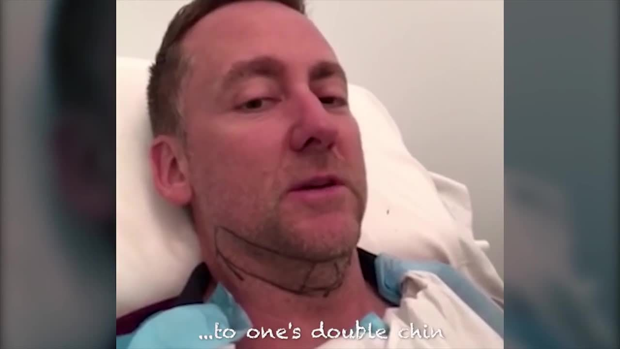 Ian Gets CoolSculpting